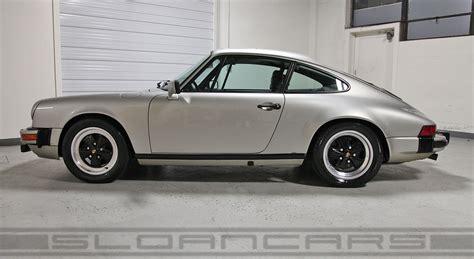 Sc Platinum Original From Uk 1 1983 porsche 911 sc coupe 38 993 sloan cars