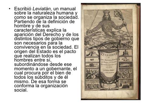 libro el despertar de leviatan el leviat 225 n en la teor 237 a del estado de thomas hobbes pdf