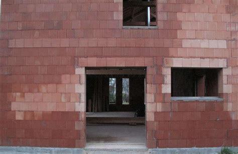 prix maison en brique prix d un mur en brique monomur au m2