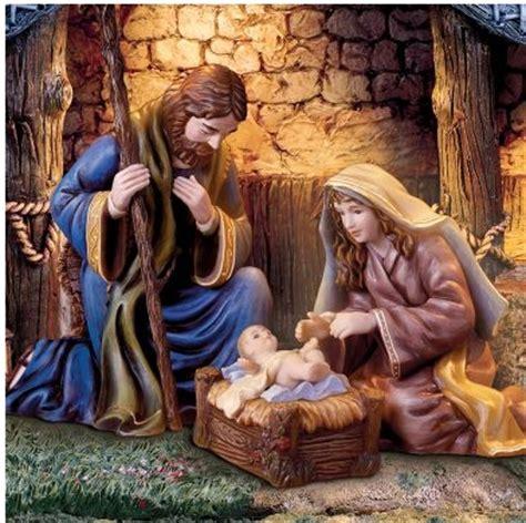 homeade lifesize thinas kinkade christmas tree images of nativity sets for sale