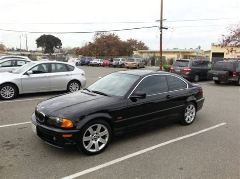 2000 bmw 323ci used 2000 bmw 323ci for sale 7 200 at sunnyvale ca