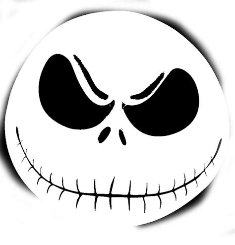 pumpkin carving templates skellington free printable skellington pumpkin carving stencil