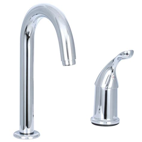 waterfall kitchen faucet delta chrome waterfall faucet pull chrome delta