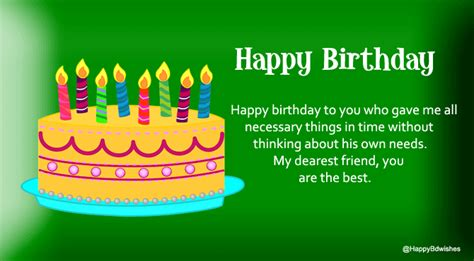 Happy Birthday Wishes For Friend Message In Birthday Wishes For Friend Happybdwishes