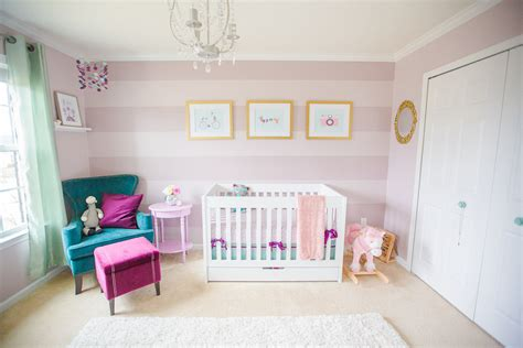 purple baby room readers favorite purple teal and mauve nursery project nursery
