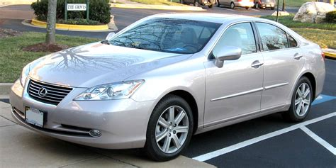 lexus models 2007 2007 lexus es 350 information and photos momentcar