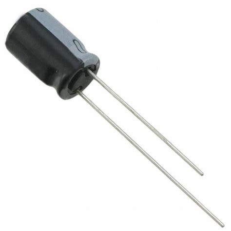 nichicon he capacitors uhe1v221mpd nichicon capacitors digikey