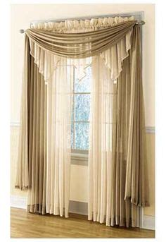 Kitchen Bay Window Curtain Ideas 1000 images about cortinas on pinterest curtain designs