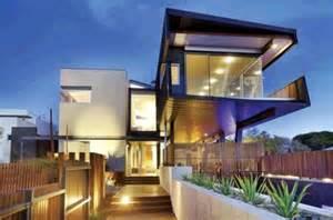 cantilever home steel bridge cantilever home suburban living on the edge