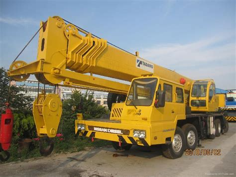 mobile 65t used crane gt650e 3 10101 tadano china