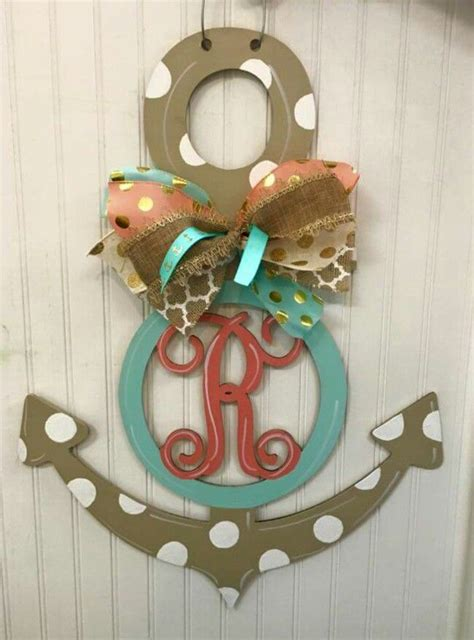 Wooden Door Hanger Patterns by 23 Best Ideas About Painting Anchors On