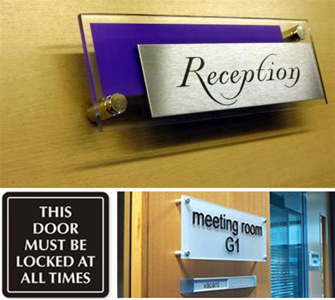 Custom Door Signs by Custom Engraved Door Signs Canada Signsoutlet