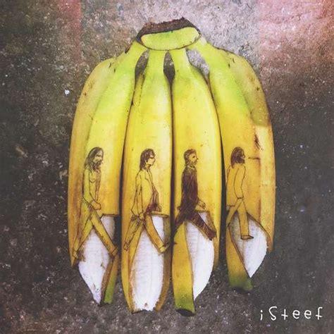 banana themed the amazing banana themed art prints gadgetsin