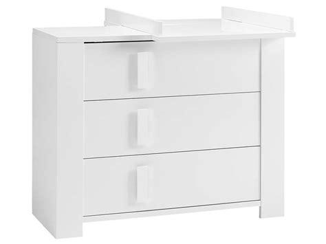 Commode 3 tiroirs   plan à langer