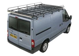 New Ford Transit Roof Rack by Roof Racks Cork Roof Bars Cork Roofracks Cork