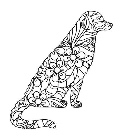 imagenes de mandalas con animales mandalas de perros debuda net