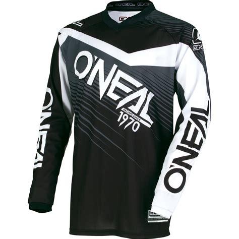 oneal motocross jersey oneal element 2018 racewear motocross jersey o neal
