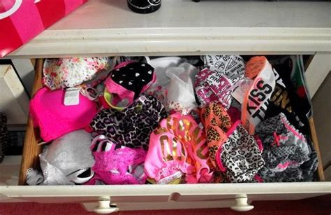 Pantie Drawer by What Every Sissy Drawer Should Look Like Pink
