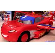 Cars Toon Lightning Hawk McQueen Airplane Aerocar