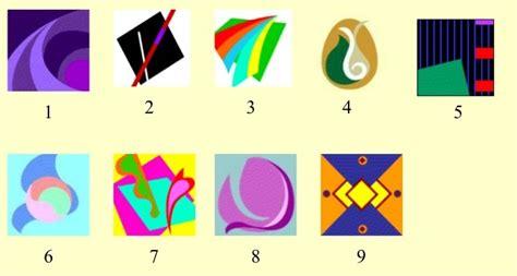 imagenes abstractas test elige un dibujo test de personalidad