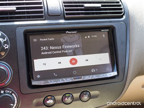 Android Auto Unit by Where To Buy Pioneer Android Auto Units Android Central