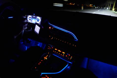 bmw dashboard at night photo gallery bmw i8 interior at night autoevolution