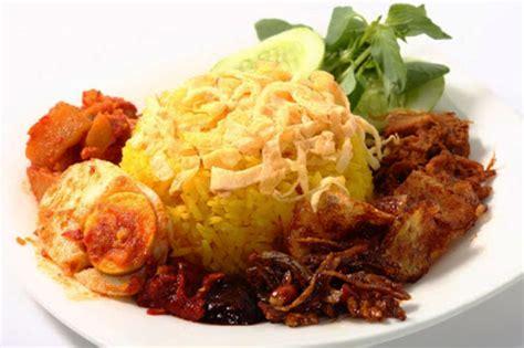 cara membuat nasi kuning dan resepnya resep cara membuat nasi kuning tradisonal raos makanajib com