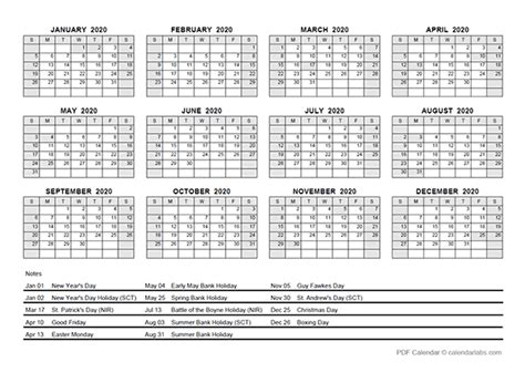 yearly calendar  south africa holidays  printable templates