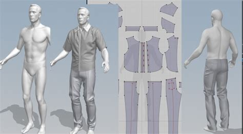 pattern making clothes software marvelous designer right between cutting fabric and 3d