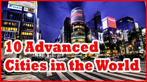 Top 7 Us Cities For Single by Top 10 Most Advanced Cities In The World Most Beautiful