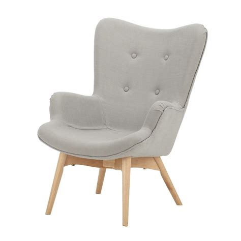 Childrens Wooden Armchair by Children S Wood And Grey Fabric Vintage Armchair Iceberg