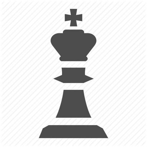 Custom Chess Sets Chess Crown Game King Piece Strategy Icon Icon