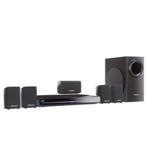 panasonic sc bt230 home theater system review powerful but