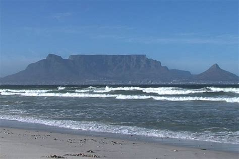Table View by Table Mountain Cape Town South Africa