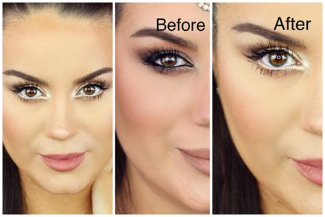 9 Simple Makeup Tricks From - 8 amazing eye makeup tricks to make small appear