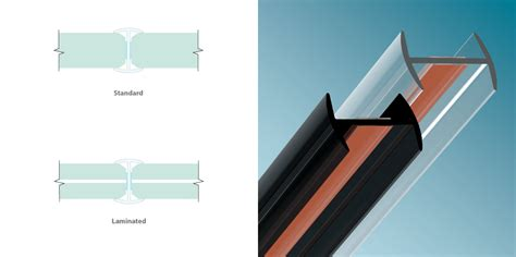section h frameless glass partitioning dry joint product range