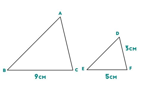 Find Similar Similar Triangles And Similar Shapes