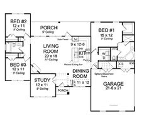 non open floor plans 1000 images about house plans on pinterest house plans