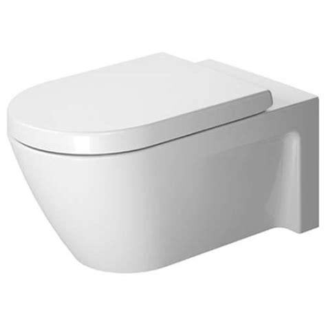 Watermark Kitchen Faucets starck 2 wall mounted toilet 2533090092 by duravit ybath