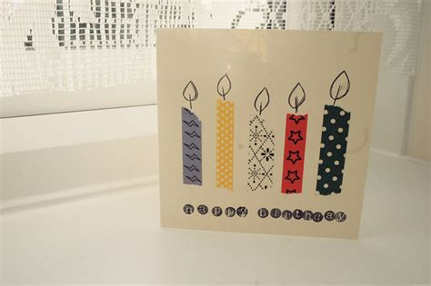 Easy Gift Card - easy birthday cards gangcraft net