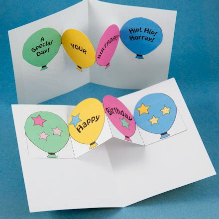 make popup card make birthday and invitation pop up cards pop up