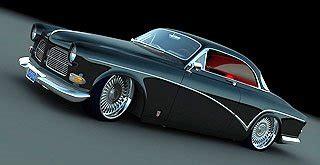 otomotif modern  volvo amazon custom coupe  bo zolland