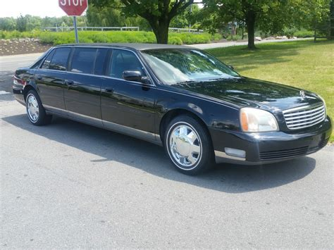 Cadillac 2001 For Sale by 2001 Cadillac Koach Limo For Sale