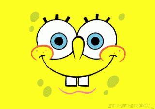 Mainan Kelinci Gerak Lucu dp bbm spongebob bergerak