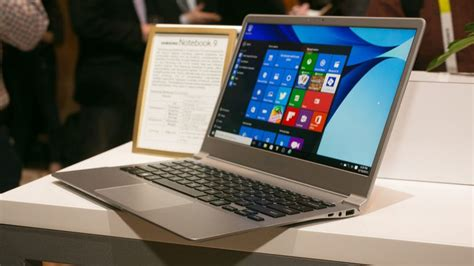 samsung notebook 9 samsung notebook 9 13 inch release date price and specs cnet