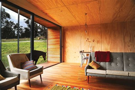 Prefab Small Houses by Plywood Never Looked So Good 27 Stunning Plywood Interiors