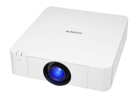 Lu Lcd Projector Sony sony vpl fhz57 3lcd projector lan vplfhz57 w