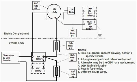 battery inverter wiring diagram 31 wiring diagram images