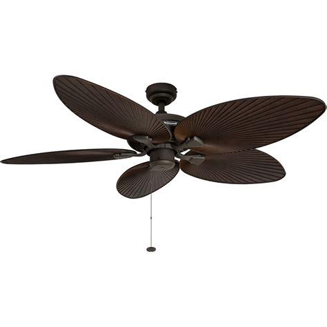 40 inch ceiling fan honeywell palm island ceiling fan bronze finish 52 inch
