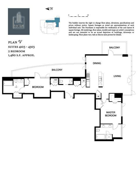 v a floor plan electra floor plan v